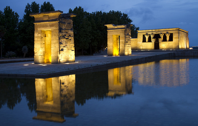 Temple of Debod - Nathan Rupert
