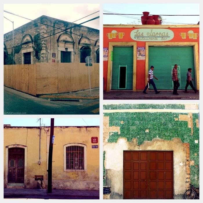 Merida houses