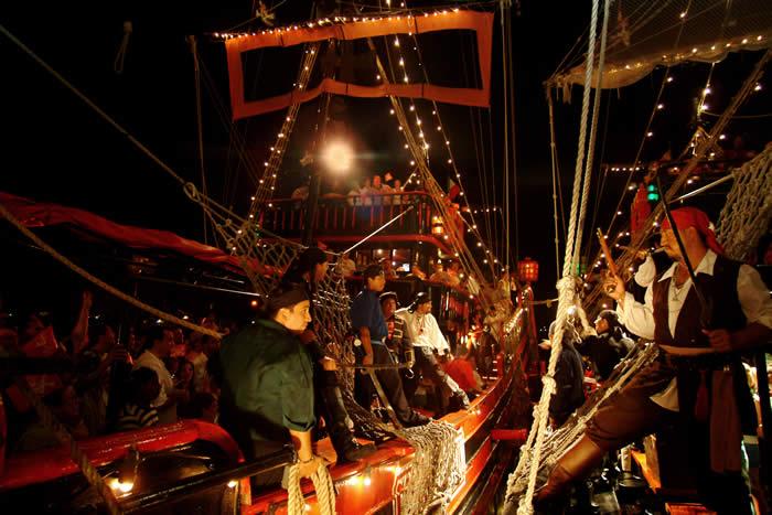 Pirate Ship Cancun