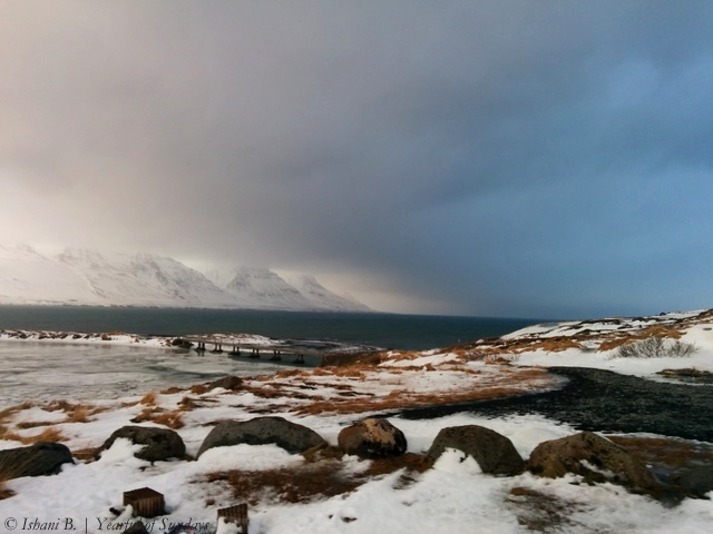 Day 7 - On the drive to Akureyri
